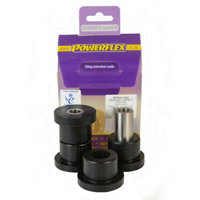 PFF80-1101 Powerflex Front Arm Front Bushes ROAD SERIES (2 in Box)