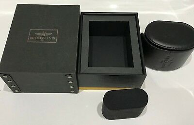 Genuine Modern Breitling Watch Presentation box