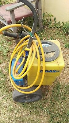 25L Electric Trolley Sprayer Spray Tank Weed Spot Farm Garden Pump 12V