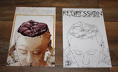 Regression #1 - Variant + Sketchvariant - Image 25th Anniversary Jubiläums Box