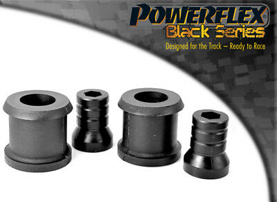 PFF5-4601M3BLK Powerflex Front Wishbone Rear Bushes BLACK Series 2 in Box