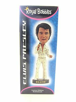 Elvis Presley Royal Bobbles Figurine Limited Edition Bobblehead The King