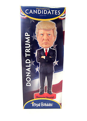 Donald Trump Royal Bobbles Figurine Usa Presidential Candidate Series Bobblehead