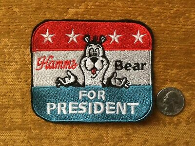 Vintage hamms patch