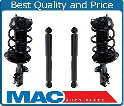 FCS Complete Loaded FRONT Struts & Spring Assembly for 06-08 TOYOTA RAV4 3.5 FWD Car & Truck Parts
