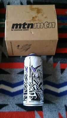 Montana MTN Limited Edition SABER Spray Paint Can 1/500 Collector