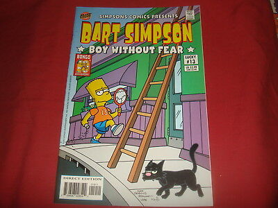 BART SIMPSON #13  The Simpsons Bongo Comics USA EDITION 2003  NM