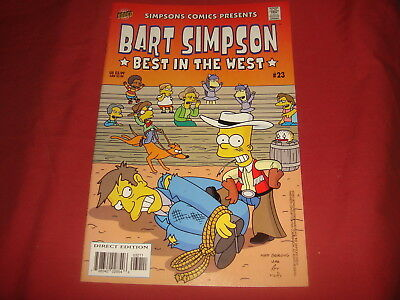 BART SIMPSON #23 The Simpsons Bongo Comics USA EDITION 2005  NM