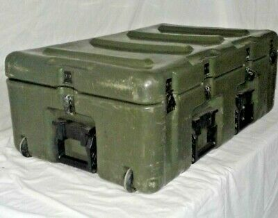 """Pelican-Hardigg Medical Case Large Wheeled Military MedChest 472 33x21x12"""""""