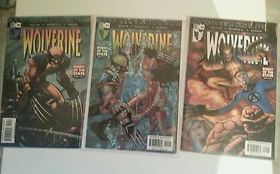 wolverine lot 5 issues 20,25 vfn,nm