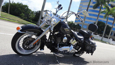 Harley-Davidson Heritage Softail LIKE NEW RED HOT BIKE WEEK SPECIAL 2011 SOFTAIL EXCELLENT CONDITION! VANCE & HINES