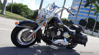 Harley-Davidson Heritage Softail LOW MILES LIKE NEW BIKE WEEK DEAL! ONLY 1 K MILES! 2013 SOFTAIL METICULOUSLY MAINTAINED! LIKE NEW!
