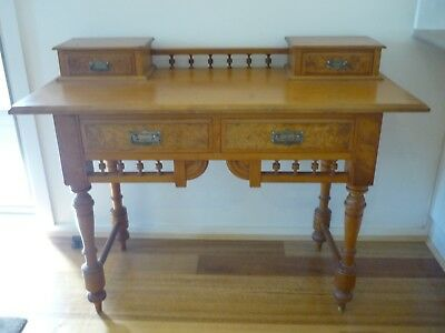 Antique side table / writing desk