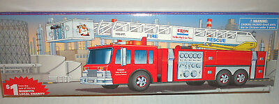 EXXON 1998 COLLECTOR'S EDITION FIRE RESCUE TRUCK 7th IN A SERIES MINT!