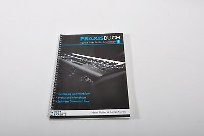 Handbook for YAMAHA GENOS Keyboard Part 1 129 Pages Language ENGLISH!KeysExperts