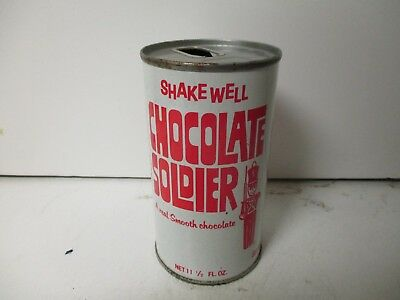 1970 Chocolate Soldier drink can