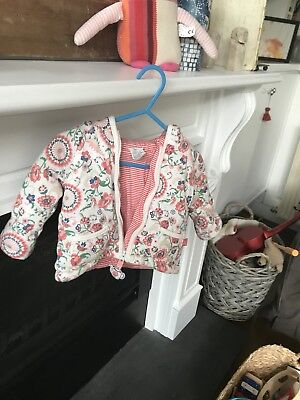 Jack And Milly Girls Jacket Size 00