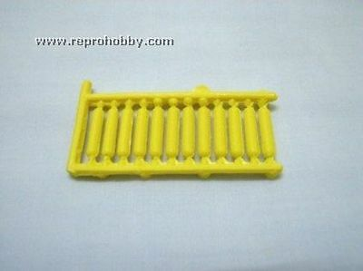 Corgi 267 Parts for  Batmobile - 12 Yellow Rockets
