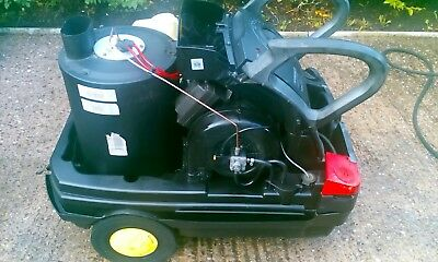 Karcher 601 Industrial Hot Pressure Washer Steam Cleaner Valeting Can Deliver