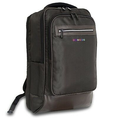 J World New York Project Laptop Backpack, Brown, One Size