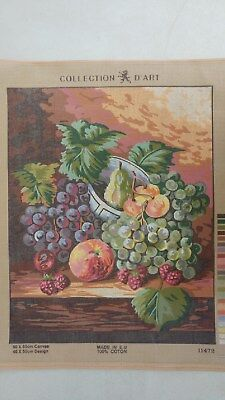 Fruit - Collection D'Art Tapestry Canvas 11472
