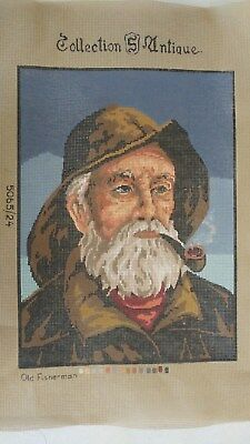 Old Fisherman - Collection Antique Tapestry Canvas 5065/24