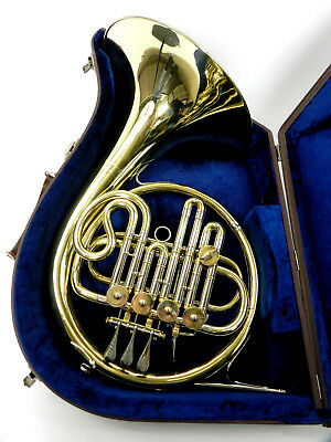 Waldhorn Waldhörner French horn in B Sawatzki After Technical Review (DR17-313)