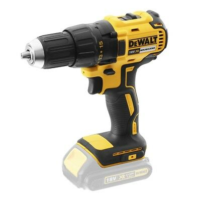 Visseuse perceuse DEWALT XR 18V Brushless li-ion DCD777 nue sans batterie
