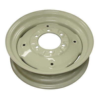 """8N1015D 16"""" 6 Hole Front Wheel Rim for Ford 8N NAA Jubilee 600 800"""