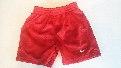 Baby Boys Toddler Nike Shorts Size 18 Months Color Red