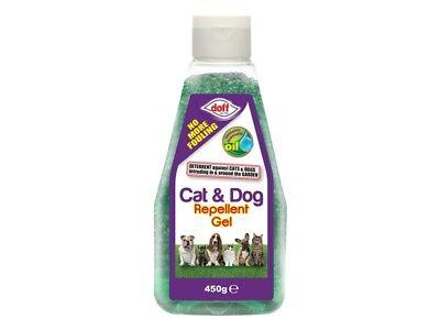 DOFF DOFQG450 Cat & Dog Repellent Gel 450g FREE POST