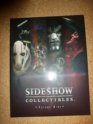 Sideshow Collectibles Catalog Volume Nine