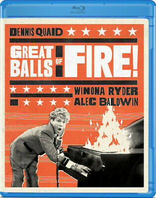 Great Balls of Fire [New Blu-ray]