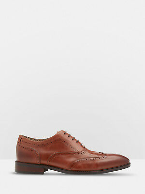 Bobby Leather Brogue Mens Shoes