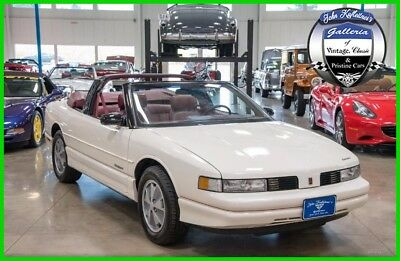 1991 Oldsmobile Cutlass Base Coupe 2-Door 1991 Used 3.1L V6 12V Automatic FWD Convertible
