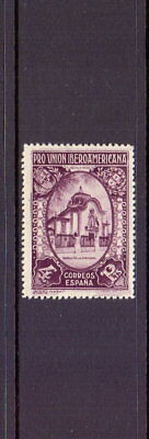 SPAIN 1930 EXHIBITION 4p POSTAGE LMM CAT £65