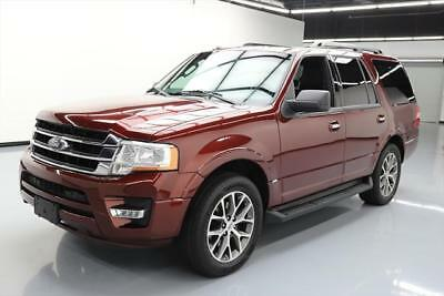 2015 Ford Expedition  2015 FORD EXPEDITION ECOBOOST 8-PASS LEATHER NAV 37K MI #F20473 Texas Direct