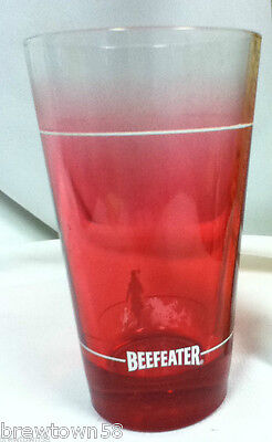 Beefeater Gin beer glass liquor mixing glasses 1 bar cocktail drink cup CC5