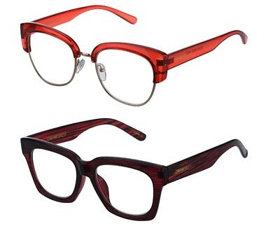 Cynthia Bailey Eyewear Readers w/ Case Strength 1.0-3.5 A298997/A297801 (1 Pair)