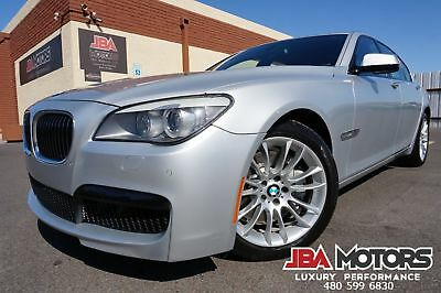 2011 BMW 7-Series 2011 BMW 750i M Sport Package 7 Series Sedan 750 11 750i M Sport Package 7 Series Sedan 750! like 2009 2010 2012 2013 2014 750Li