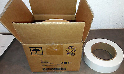 4 Pitney Bowes 613-H Genuine Tape Rolls (Box +1) Postage Meter Connect+ Send Pro