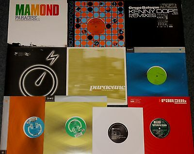 "10 x 12"" FUTURE JAZZ / LATIN (FAR OUT RECORDINGS /UBIQUITY REC.)**S#3 - (03/13)"