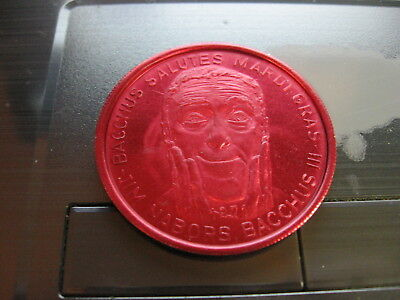jim nabors gomer actor bacchus 1971 new orleans mardi gras doubloon alum coin