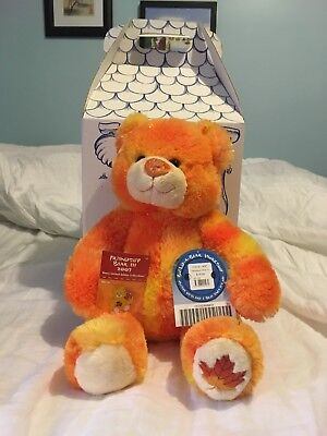 Build a Bear Friendship  Bear III , Rare Retired 2007 New Without Tags