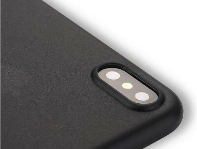 10 iPhone X 6 7 8 7+8+Case Ultra Thin Skin Light Slim Semi Transparent Frosted