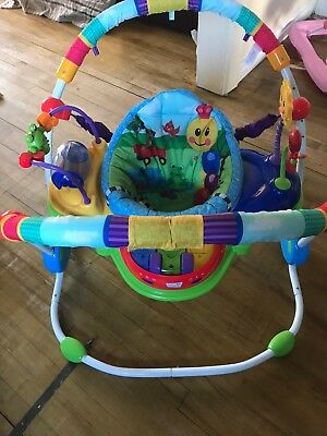 Young Einstiens Jumperoo