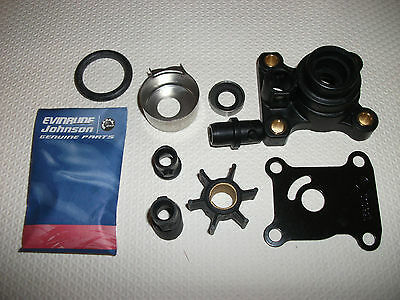 New Johnson And Evinrude Outboard Water Pump Kit. Suits 9.9 & 15Hp