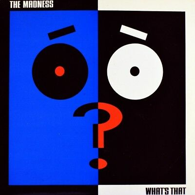 """7"""" THE MADNESS What's That / Be Good Boy VIRGIN Ska UK-Press orig.1988 like NEW!"""