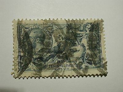 Great Britain Scott #175a (Blue) Used in Very Good Condition