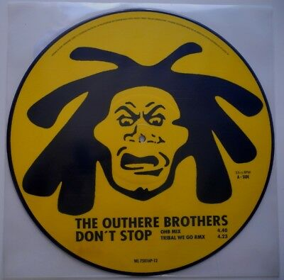 "12"" De**the Outhere Brothers - Don't Stop / Boom Boom Boom (Picture-Disc)**27984"